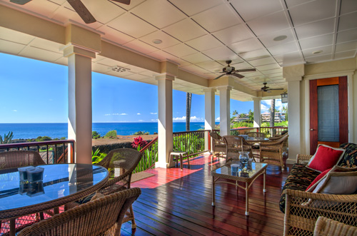 Honu Lae, Poipu Ocean Front Vacation Rental