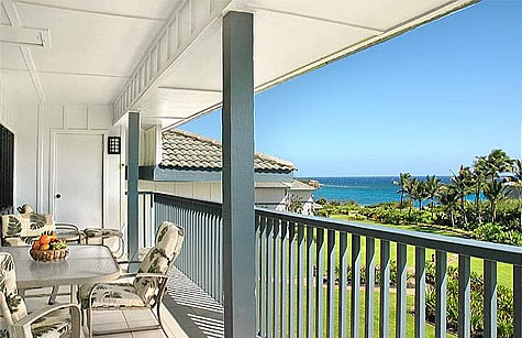 Poipu Beach Condo Rental