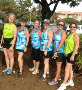 Poipu Power Walkers