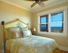 Honu Lae guest house oceanfront bedroom